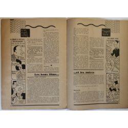 Revue d'artagnan 1934