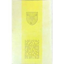 De Sable et d'Or, Symbolique Héraldique, Jacq/Delapierre.