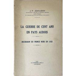 Jeanjean, La Guerre de Cent Ans en Pays Audois.