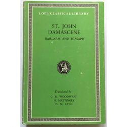 John Damascene, Barlaam and Ioasaph / Loeb Classical Library