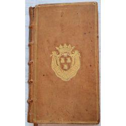 la18 aux armes madamme de POMPADOUR journal des scavans Janvier 1753