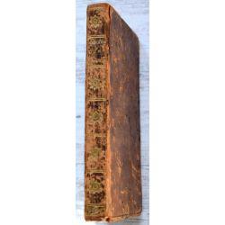 LA18 livre d'emblemes (44) Sentimens D'un Chrétien touché D'un Véritable Amour De Dieu