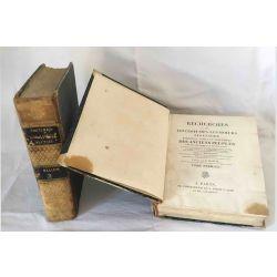 Malliot, Costumes des anciens peuples, 2 vols, 1804.