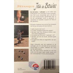 Jeu de Boules, Pétanque, Marty. Complete handleiding