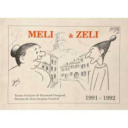 Meli & Zeli, Textes Occitans de Raymond Gougaud.