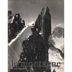 Revue, n.3-1973, LA MONTAGNE ET ALPINISME