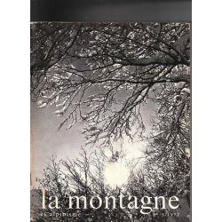 Revue, N.5, 1972, LA MONTAGNE ET ALPINISME