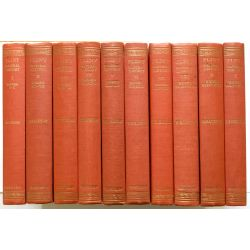 Pliny, Natural History, 10 vol. / Loeb Classical Library