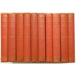 Pliny, Natural History, 10 vol. / Loeb Classical Library