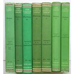 Plotinus, Enneads, in 7 vol. / Loeb Classical Library
