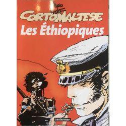 Corto Maltese, Les Ethiopiques, Hugo Pratt