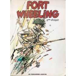 Fort Wheeling, Hugo Pratt, E.O. 1981.