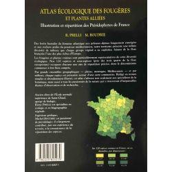 Atlas écologique des Fougères et Plantes alliées.