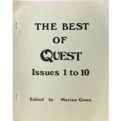 The Best of Quest, Issues 1 to 10, Green.