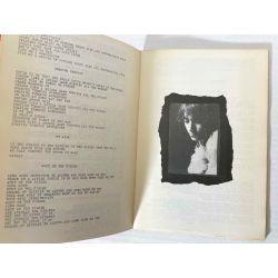 R.E.M. A Book of Song words.