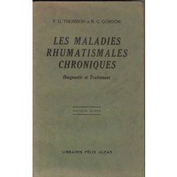 Les Maladies rhumatismales chroniques.