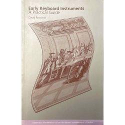 Rowland, Early Keyboard Instruments.