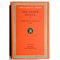 Seneca the Elder, Declamations, 2 vol. / Loeb Classical Library