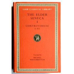 Seneca the Elder, Declamations, 2 vol. / Loeb Classical Library