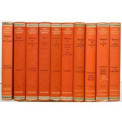 Seneca, In ten volumes / Loeb Classical Library