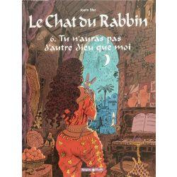 Le chat du rabbin, T6, Tu n'auras pas d'autre dieu que moi