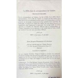 Voltaire, La Notion d'oeuvres complètes.