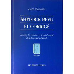 Shatzmiller, Shylock revu et corrigé.