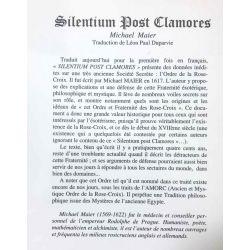 Silentium post clamores 1617