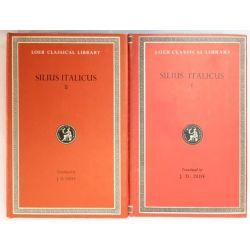 Silius Italicus, Punica, 2 vol. / Loeb Classical Library