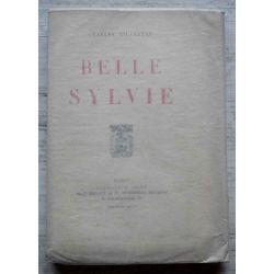 Belle Sylvie , sur papier hollande Van Gelder, par Charles Silvestre
