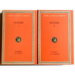Statius, In two Volumes / Loeb Classical Library