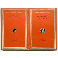 Suetonius, Lives of Caesars, 2 vol. / Loeb Classical Library