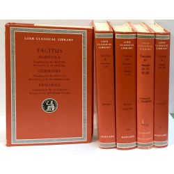 Tacitus, Works, 5 vol. / Loeb Classical Library