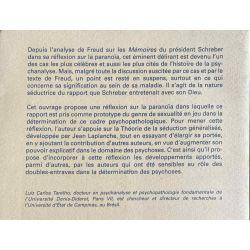 Paranoïa et théorie de la séduction généralisée, Tarelho.