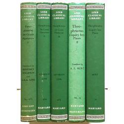 Theophrastus, in 5 vol. / Loeb Classical Library