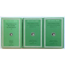 Theophrastus, in 5 vol. / Loeb Classical Library