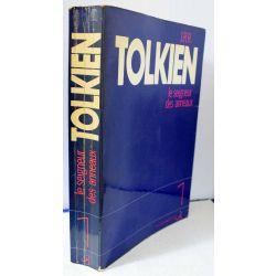 1972 E.O. FR. TOLKIEN le Seigneur des anneaux, 2 Tours, Bourgois, 3 volumes