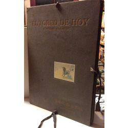 El toreo de Hoy, 20 heliochromies de Jose g de la Pena