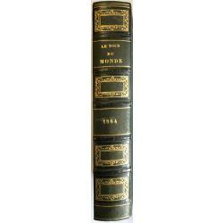 Tour du Monde, Journal des Voyages, 1864, Premier et Second Semestre, Collectif, LA19