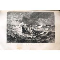Tour du Monde, Journal des Voyages, 1875, Premier et Second Semestre, Collectif, LA19