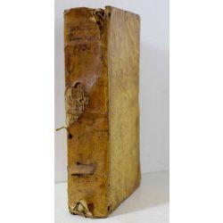 LA16 POMPEIUS TROGUS 1594, Iustinus Trogi Pompeii Historiarum Philippicarum epitoma.