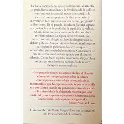Vargas LLosa, La civilizacion del espectaculo.