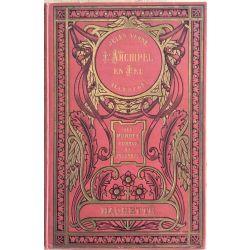 Jules Verne, L'Archipel en Feu, Collection Hetzel.