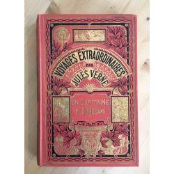 Jules Verne, Un Capitaine de quinze ans, Collection Hetzel, Hachette