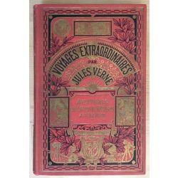 Jules Verne, Voyages et Aventures du Capitaine Hatteras, Collection Hetzel.