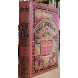 Jules Verne, Les Naufragés du Jonathan, Collection Hetzel.