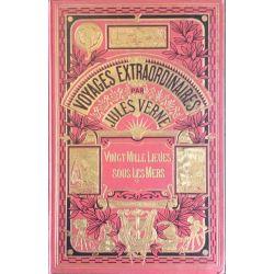 Jules Verne, Vingt mille Lieues sous les Mers, Collection Hetzel.
