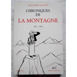 Chroniques de La Montagne, 1952-1961, A. VIALATTE
