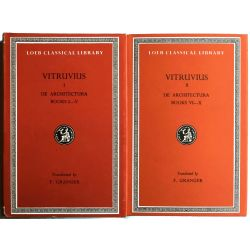 Vitruvius, On Architecture. 2 vol. Loeb Classical Library