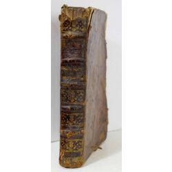 1724 François Bernier, Voyages contenant la description des États du Grand Mogol. LA18.